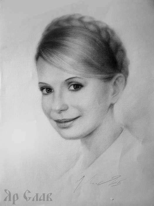 Портрети знаменитостей україни